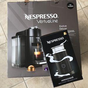 nespresso vertuoline deluxe